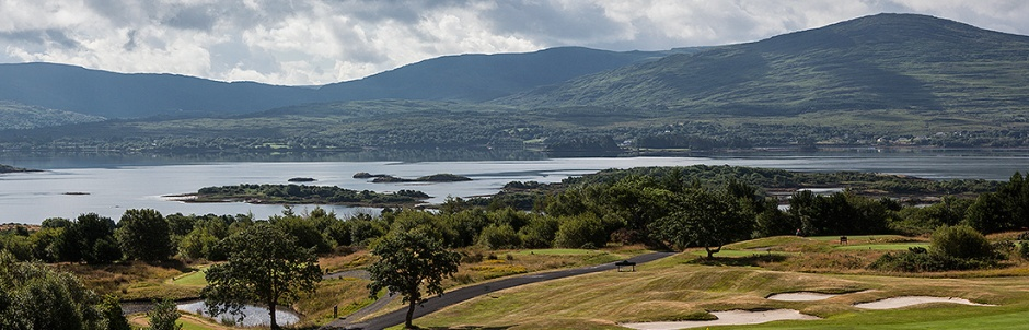 Ringn of Kerry 17th Green
