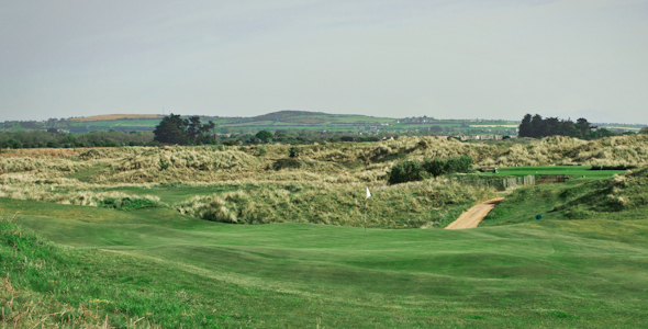County Louth Golf Club Links of Ireland Golf Vacation Package