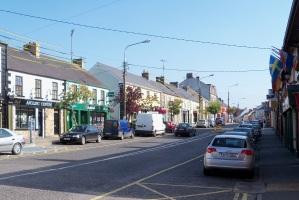 Ballyconnell Main Street - County Cavan