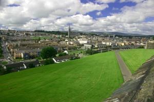 Derry City - County Derry Ireland