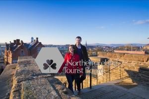 Derry City Walls - Derry Ireland