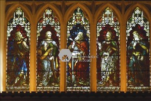 Downpatrick Cathedral Stained Glass
