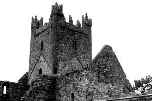 Jerpoint Abbey - Kilkenny Ireland