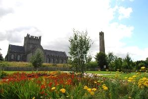 St Brigids Cathedral Kildare Town - Kildare Ireland