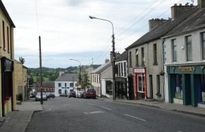 Killeshandra Main Street - County Cavan