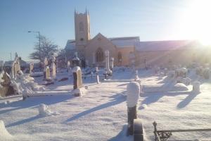 Drumachose Presbyterian Church, Limavady