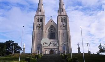 Saint Patricks Roman Catholic Cathedral - Armagh Ireland