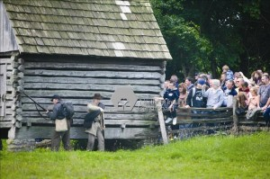 Ulster American Folk Park - Tyrone Ireland