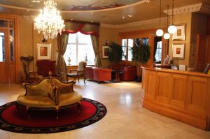 Ireland Hotels - Ballyliffin Lodge Foyer