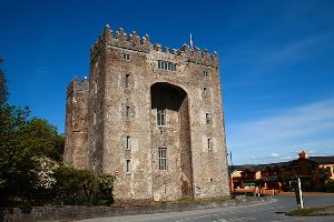 Bunratty Castle - County Clare Ireland