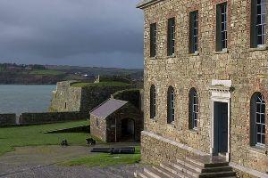 Charles Fort Kinsale -County Cork Ireland