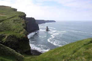 Cliffs of Moher - County Clare Ireland