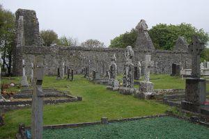 Dysert O Dea Monastery - County Clare Ireland