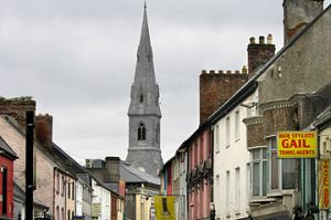 Ennis Town - County Clare Ireland
