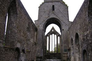 Ennis Friary - County Clare Ireland
