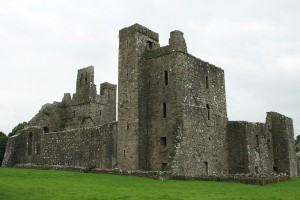 Fore Abbey - County Westmeath Ireland