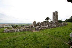 Hill of Slane - County Meath Ireland