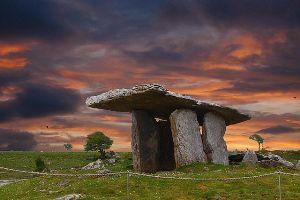 Poulnabrone Dolmen - County Clare Ireland