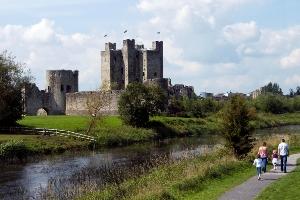 Trim Castle - County Meath Ireland