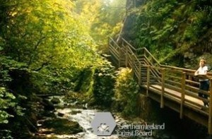 Glenariff Waterfall Walk